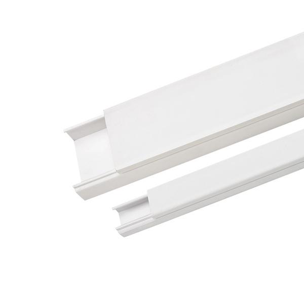 PVC KANALICA SAMOLEPLJIVA 16X16 mm
